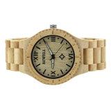 Китай поставщика высококачественной древесины Wristwatch логотип мужчин деревянные смотреть OEM