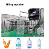 자동적인 순수한 물 채우는 포장 병조림 공장 생산 라인 선 플랜트 시스템 a에서 Z를 완료하십시오