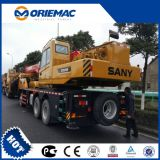 25ton 기중기 트럭 Sany 이동할 수 있는 트럭 기중기 Stc250s