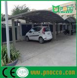 Baldacchino di alluminio del riparo dell'automobile del Carport/del policarbonato