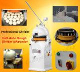 Diseño profesional Half-Auto divisor de masa y terreno para las ventas