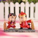 Корабль смолаы промотирования промотирования для украшения дома венчания подарка сувенира
