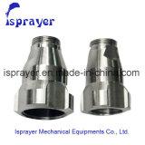 Asiento privado de aire de la entrada del producto del acero inoxidable de los recambios para Graco7900
