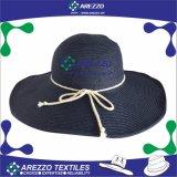 Novo Design de verão o papel das mulheres da Praia de Palha Hat (AZ023)