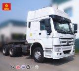 Caminhões do trator de Sinotruk HOWO A7 50t LHD/Rhd com 351-450HP