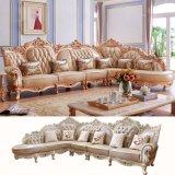 Sofà di cuoio classico dalla mobilia Factroy del sofà di Foshan
