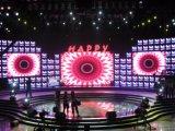 P4.81 Indoor 500x500mm pleine couleur Affichage LED de location