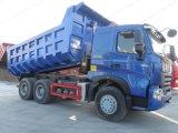 Autocarro con cassone ribaltabile di chilowatt Volvo dell'attrezzatura mineraria 280 HOWO A7 371HP