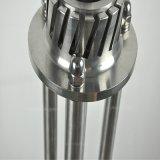 En ligne à haute vitesse de cisaillement Saniatry liquide homogénéisateur de mixage d'émulsifiant