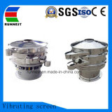 Fine Chemical Powder를 위한 높은 Precision Vibrating Sieve Separator