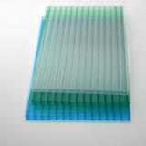 O policarbonato Anti-Risca a folha oca para o material 100% de Bayer