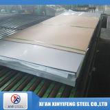 Aço inoxidável 304 folhas, placas dos Ss 304