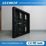 Im FreienBildschirm LED-P10 mit dem 960*960mm Schrank