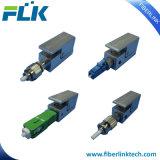 Naakte Singlemode Multimode Upc/APC van de Adapter Sc/LC/FC/St van de Vezel Optische