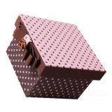 Bunter bezaubernder Cradboard schöner Schmucksache-Geschenk Pacakging Kasten