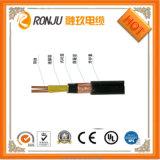Медный кабель системы управления медного провода сердечника изолированный PVC обшитый PVC защищаемый