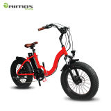 Ayuda del pedal de Changzhou Aimos plegable la bici eléctrica con los pedales