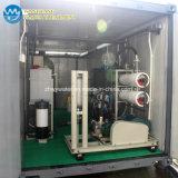 precio de fábrica de control PLC automático RO de desalinización de agua de mar por barco (WY-SW-72)