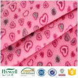 Напечатанная приполюсная ткань ватки для одеяла