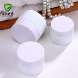 Vaso crema cosmetico della ceramica bianca come la neve del fornitore della Cina