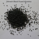 Черный с предохранителями глинозема/черный корунда для измельчения