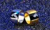 Gouden Ring van de Stijl van de Prijs van de fabriek de Eenvoudige voor Westelijke Mensen