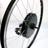 """26 """" doppio kit elettrico di alluminio agile della bici dell'orlo 48V 1000W dalla Cina"""
