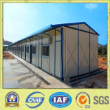 Tipo K Construções prefabricadas House do trabalho