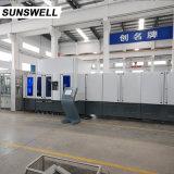 Sunswell 새로운 디자인 식용수 부는 채우는 캡핑 Combiblock