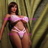 jouet adulte de sexe de poupées sexy d'amour de silicones de sein de M-Cuvette de 171cm pour les hommes