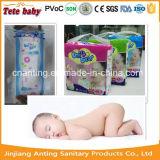 Het anti-Lek van de Wacht van het lek en de Beschikbare Luiers van de Baby van de Kwaliteit van het Type van Luier Beschikbare