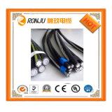Cavo flessibile isolato PVC flessibile Bvr flessibile circolare del collegare 6mm2 6mm del PVC di Blv isolato PVC rv del cavo elettrico del cavo 3mm H05V-K