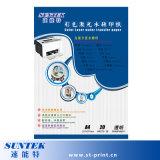 Papel de impressão da corrediça de água do papel do decalque do laser A4