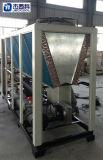 42 tonnes refroidissant le refroidisseur d'eau industriel refroidi par air de capacité avec des protections de sûreté