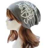 Jersey de coton Slouchy Chapeau de Crâne de base Beanie Hat