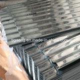 Metal da resistência de incêndio que telha telha de telhado revestida da anti cor ondulada de Corrossion