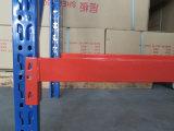 Scaffalatura resistente d'acciaio personalizzata della cremagliera di memoria del magazzino di formato