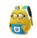 男の子の女子学生の漫画のバックパックの学校のネオプレンは子供袋をからかう