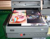 UV Flatbed van Byc A1 plus de Machine van de Druk van de Grootte voor Synthetisch Leer