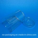 Cadre de empaquetage d'ampoule en plastique claire