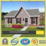 녹색 건축재료 조립식 가옥 홈