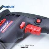 Broca do impato das ferramentas de energia eléctrica de tubulações de broca de Makute