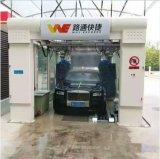 高圧洗濯機が付いているフルオートのトンネルのカーウォッシュ機械
