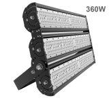 360W IP65 indicatori luminosi di inondazione esterni di alto potere LED dello stadio da 40 gradi