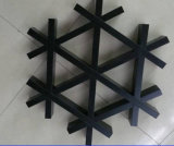 Wholesale Powder Coat Moisture-Proof Artistic Aluminum Open Grid Suspended Ceiling Tile clouded