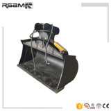 Rsbm 300-2500mm balde para fossos de Inclinação Hidráulica
