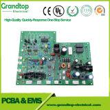 Conjunto dobro da placa do PWB do lado para a barra clara do diodo emissor de luz
