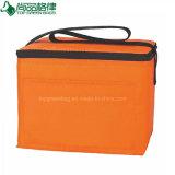 Isolé Six-Bourrer le sac imperméable à l'eau isolé de pique-nique de sac de refroidisseur d'épaule