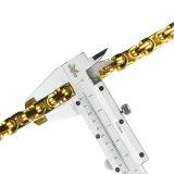 Оптовый Handmade Byzantine золота 14K приковывает ожерелье Mjcn024