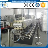 PVC HDPE LDPE MDPE EVA 케이블은 밀어남 장비를 산탄